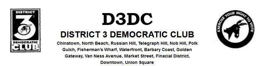 District 3 Democratic Club